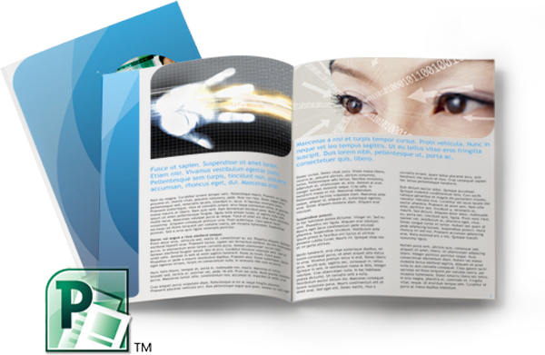 Give Your Microsoft Publisher Documents the Pro Treatment ...