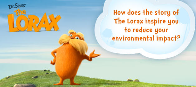 The Lorax - Monthly Contest