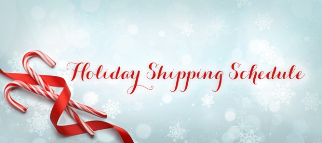 MagCloud 2012 Holiday Shipping Schedule