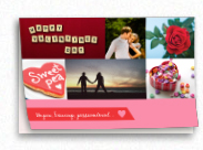 View MagCloud Valentine Card Template on MagCloud.com