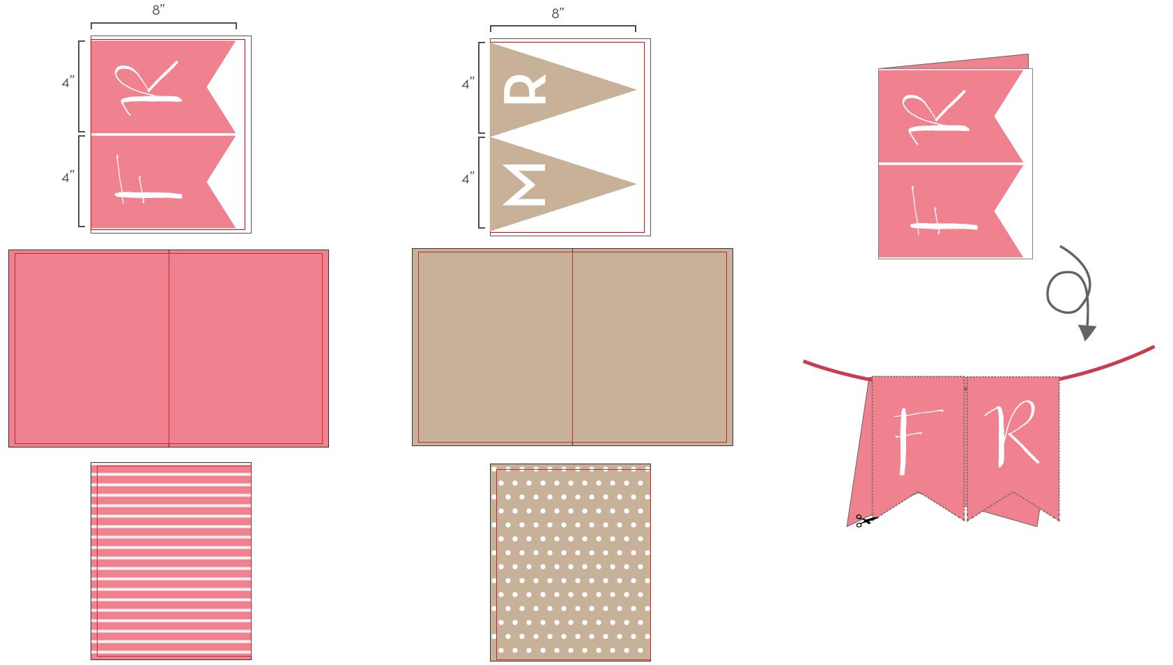 Diy Wedding Word Banners: DIY Wedding Ideas Using MagCloud