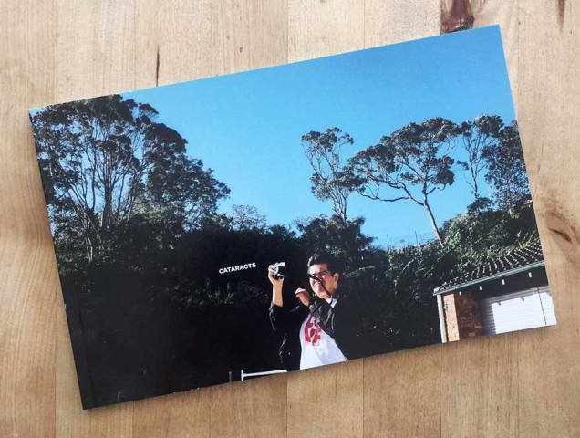 self-published photo book